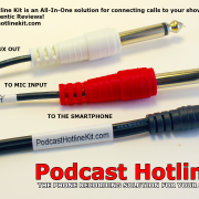 Podcast Hotline Kit Cable Pic 2017 01
