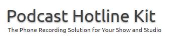 Podcast Hotline Kit